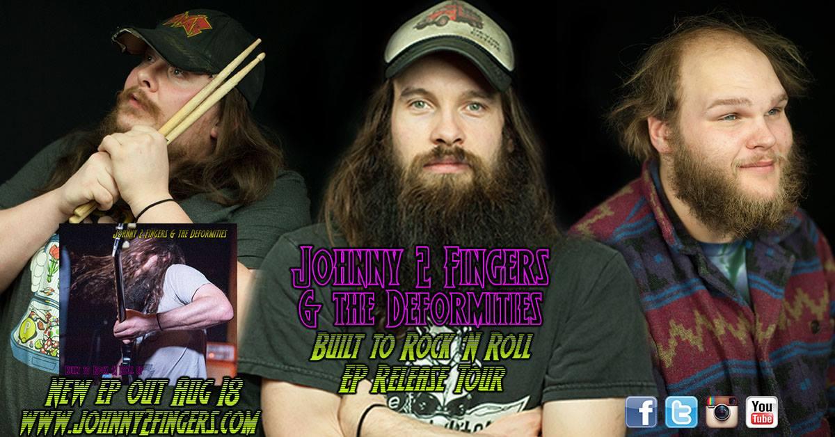Johnny 2 Fingers & the Deformities