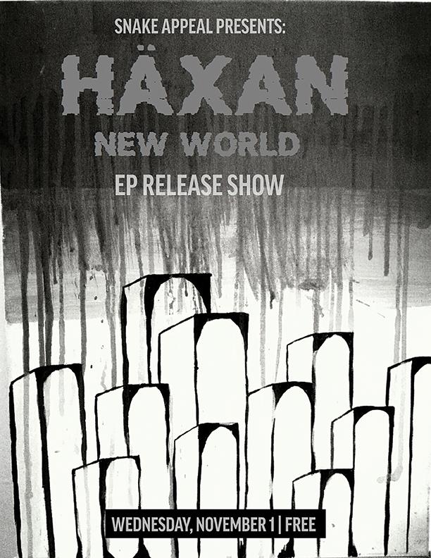 Snake Appeal: HAXAN release