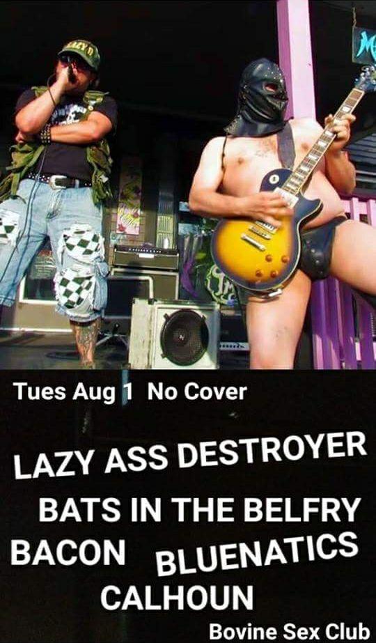 LAZY ASS DESTROYER