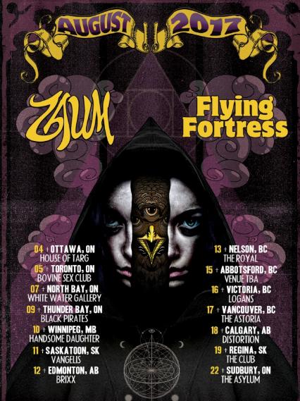 Zaum & Flying Fortress