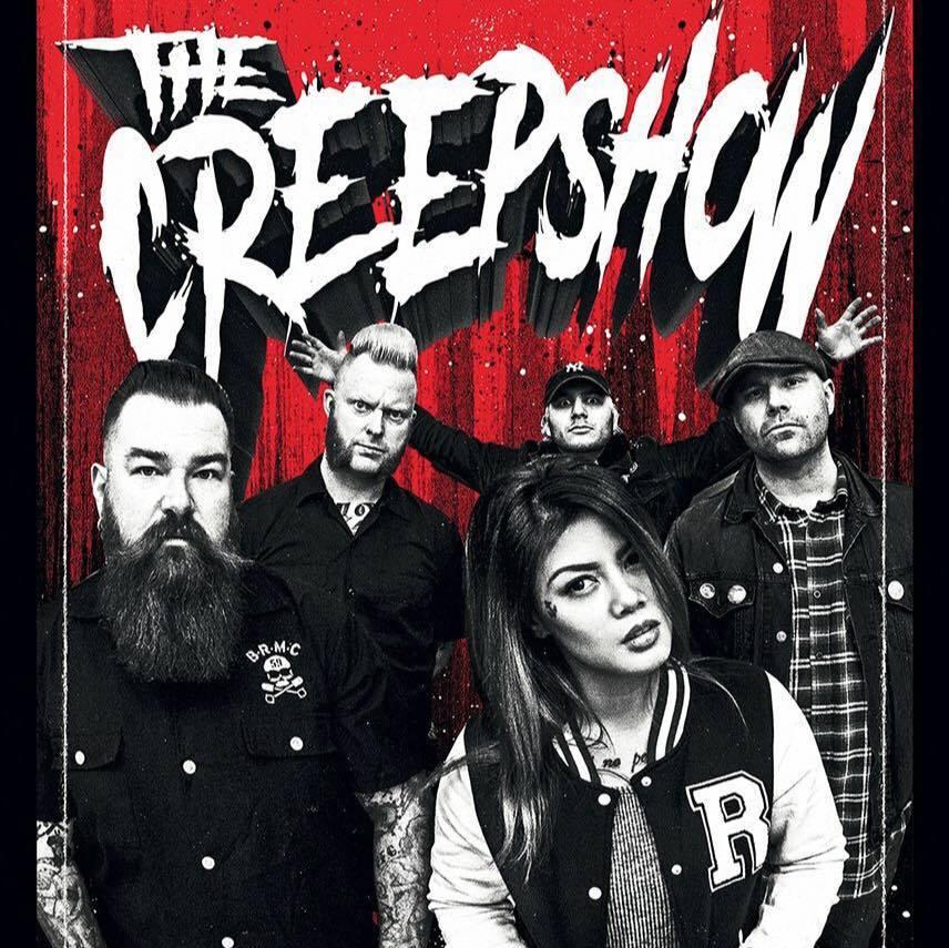 The Creepshow  record release Night 1