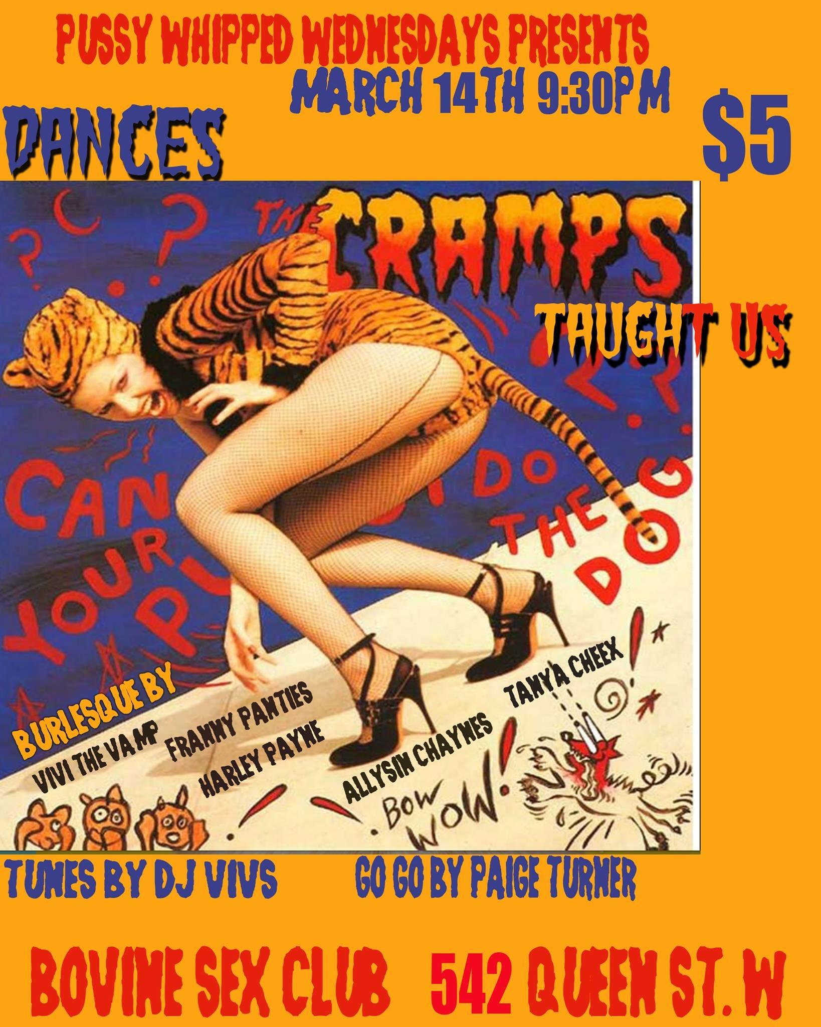 Dances The Cramps Taught Us