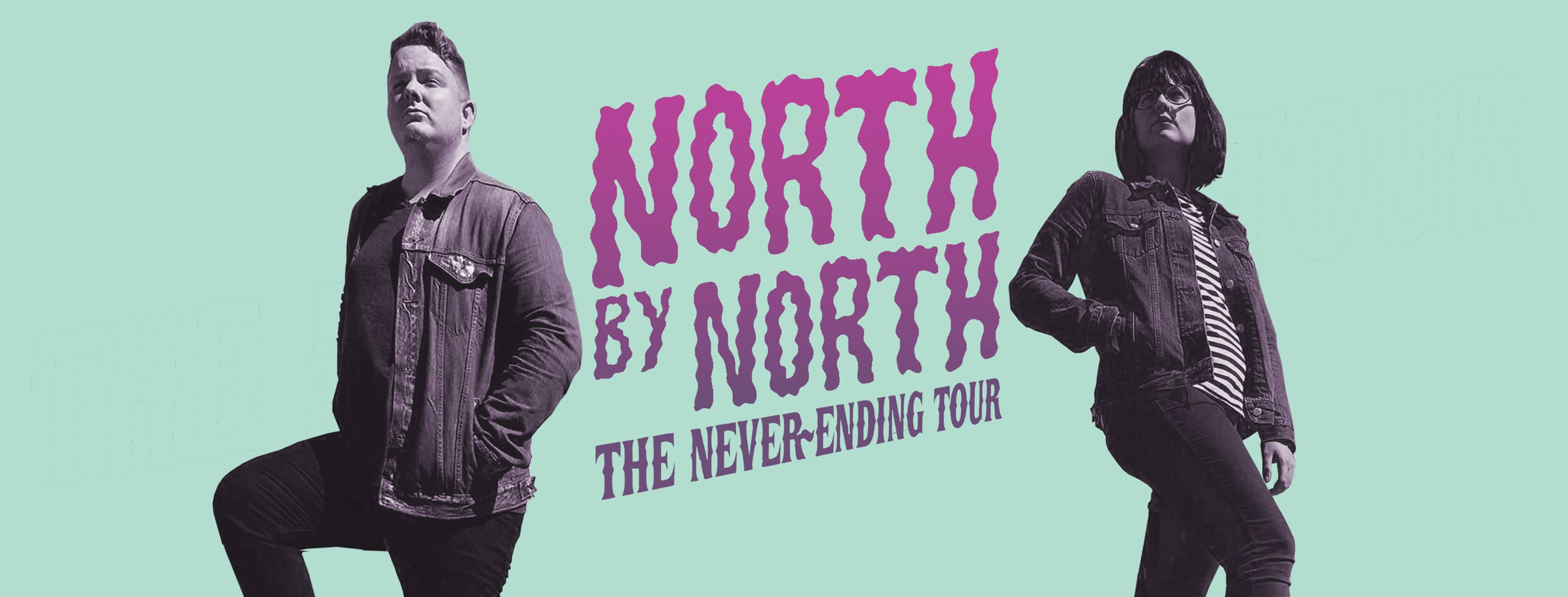 3/25 - Lovers Touch, Mauve Grove, North by North, Neon Bloom