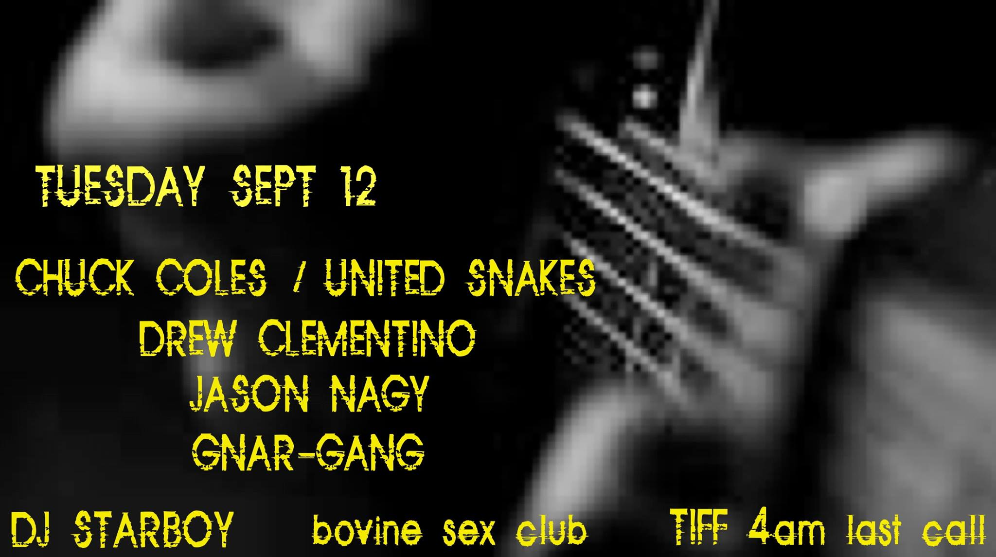 Chuck Coles & United Snakes **** 4am Last Call