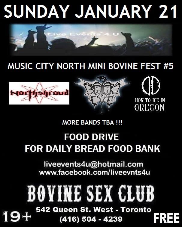 Music City North Mini Bovine Fest #5