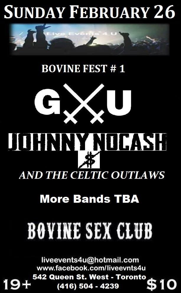 Johnny No Cash