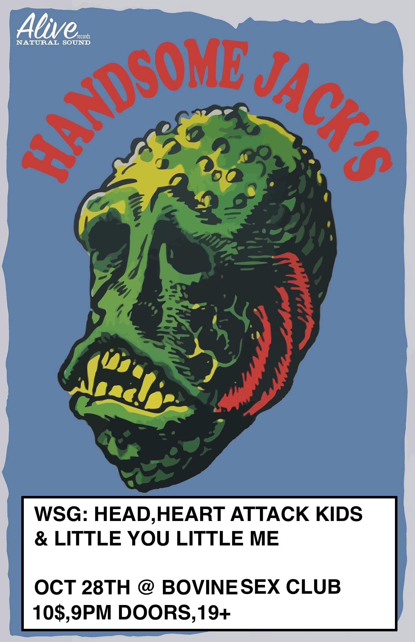 Hnadsome Jack & HEAD