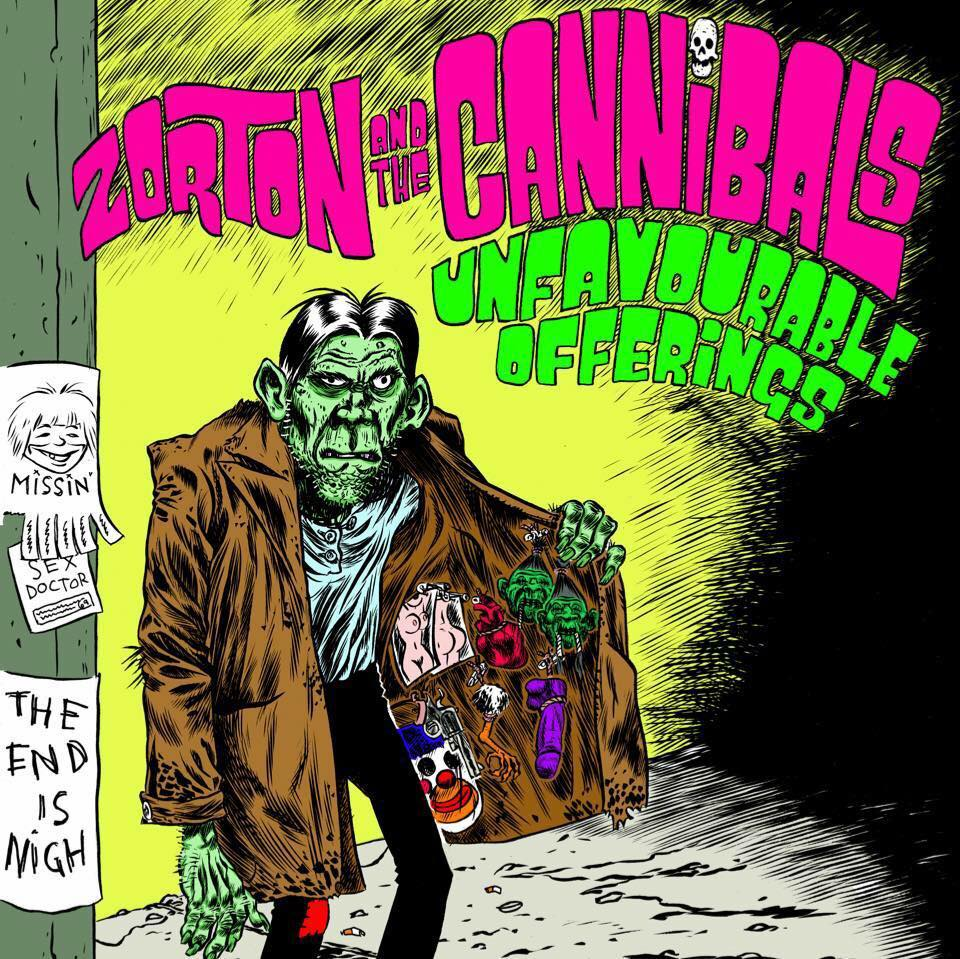 Wave of Terror / Zorton & The Cannibals / Mature Themes