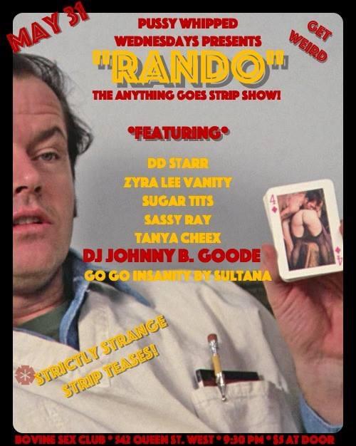 Pussy Whipped Wednesdays : RANDO