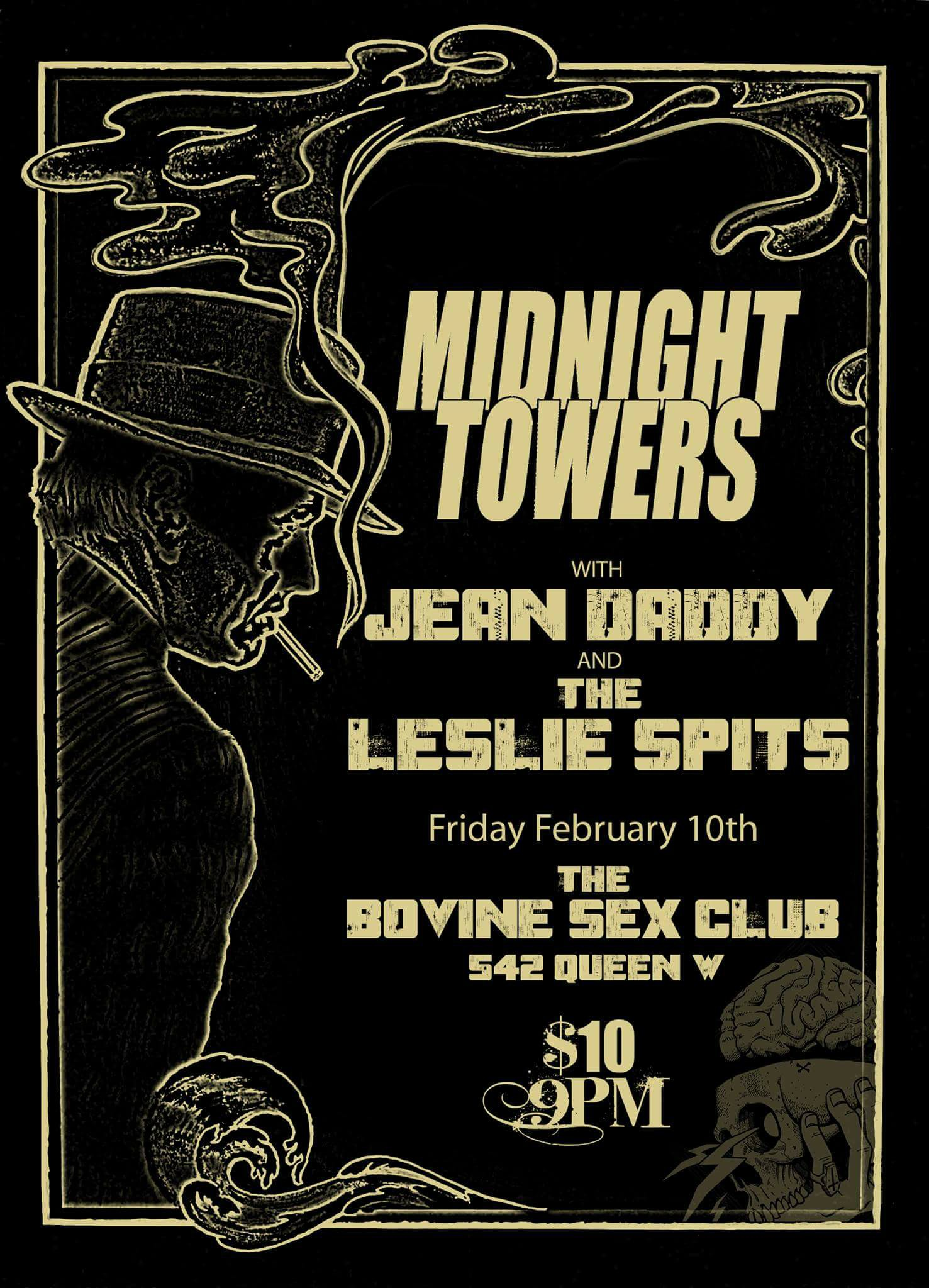 Midnight Towers