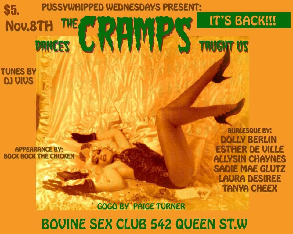 PWW:Dances The Cramps Taught Us
