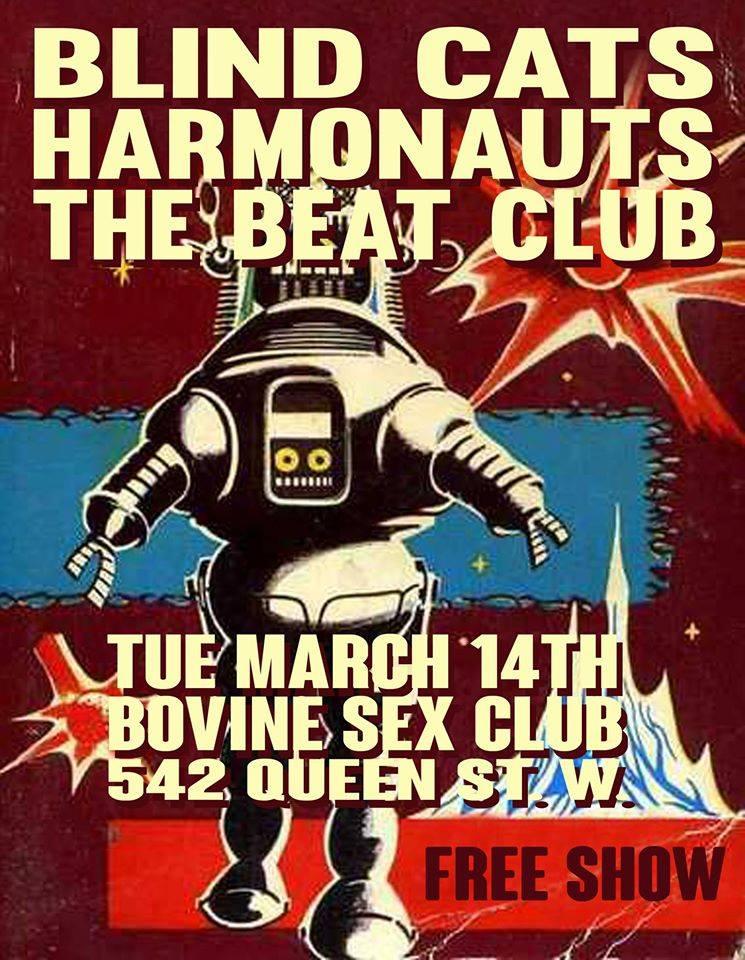 The Harmonauts