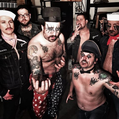 ROBOWHORE (Turbonegro- members w/the Snips & Dead Tired