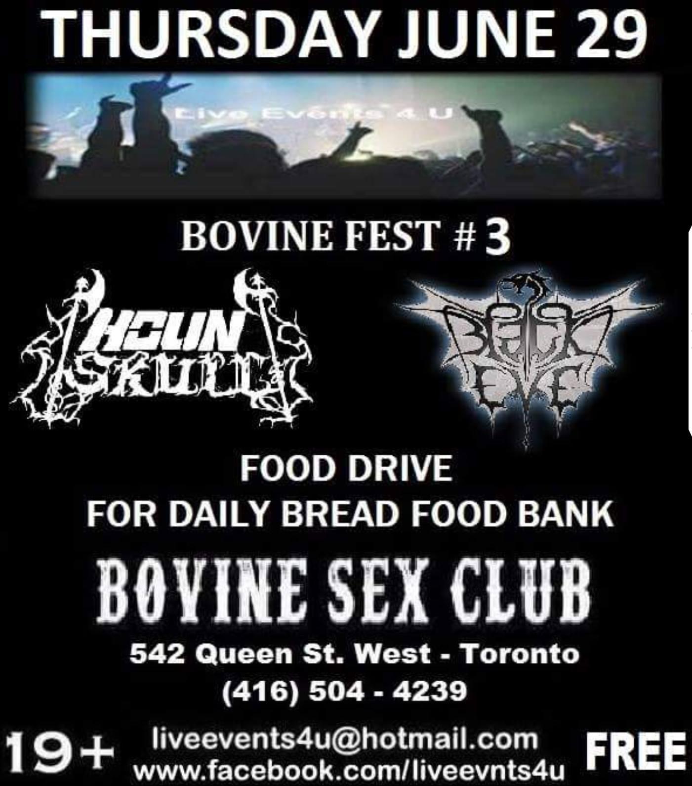 Bovine Fest # 3
