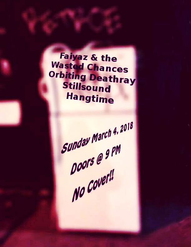 faiyaz and the wasted chances.