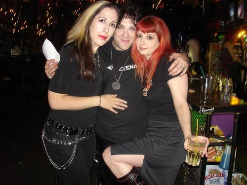 Rachel, Eloha & Shannon